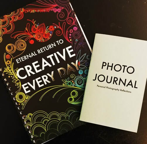 Photography books for creativity and reflection